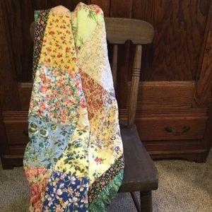 Other - Vintage Patchwork Quilt